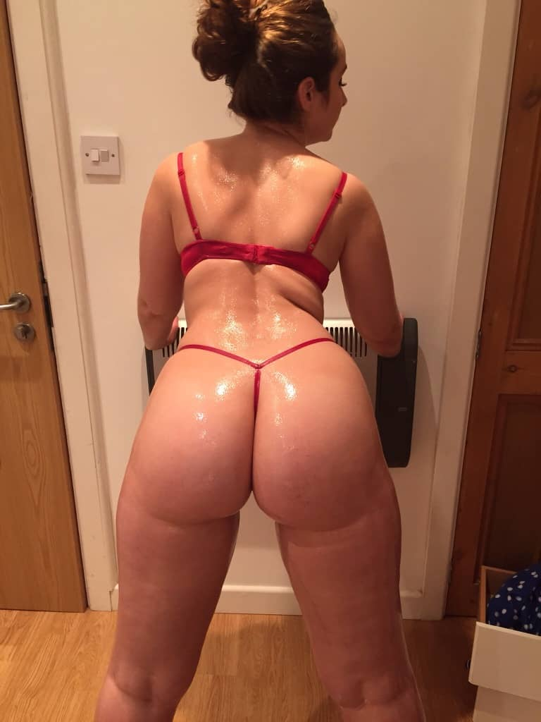 Hot latina wearing gstring 8