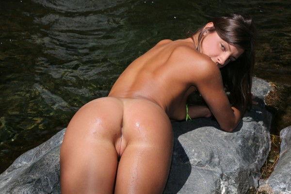 banho nude