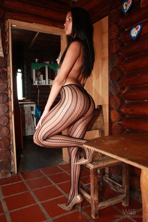 Fotos Da Morena Bahiana Pelada Mostrando A Buceta