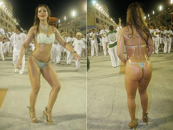 nuas na praia samba sexo