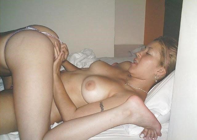 sexo anal lesbicas a fazer sexo
