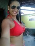 Isabela Morena perfeita empinando a bunda grande