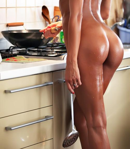 A image of necket black girls cooking crack something is