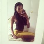 Mulheres negras nuas em diversas fotos