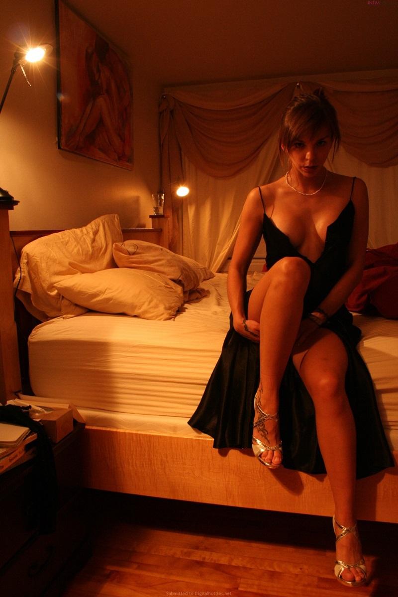 Safada se exibindo de vestido - 3 part 3
